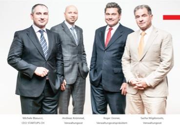Verwaltungsrat Nexus  AG